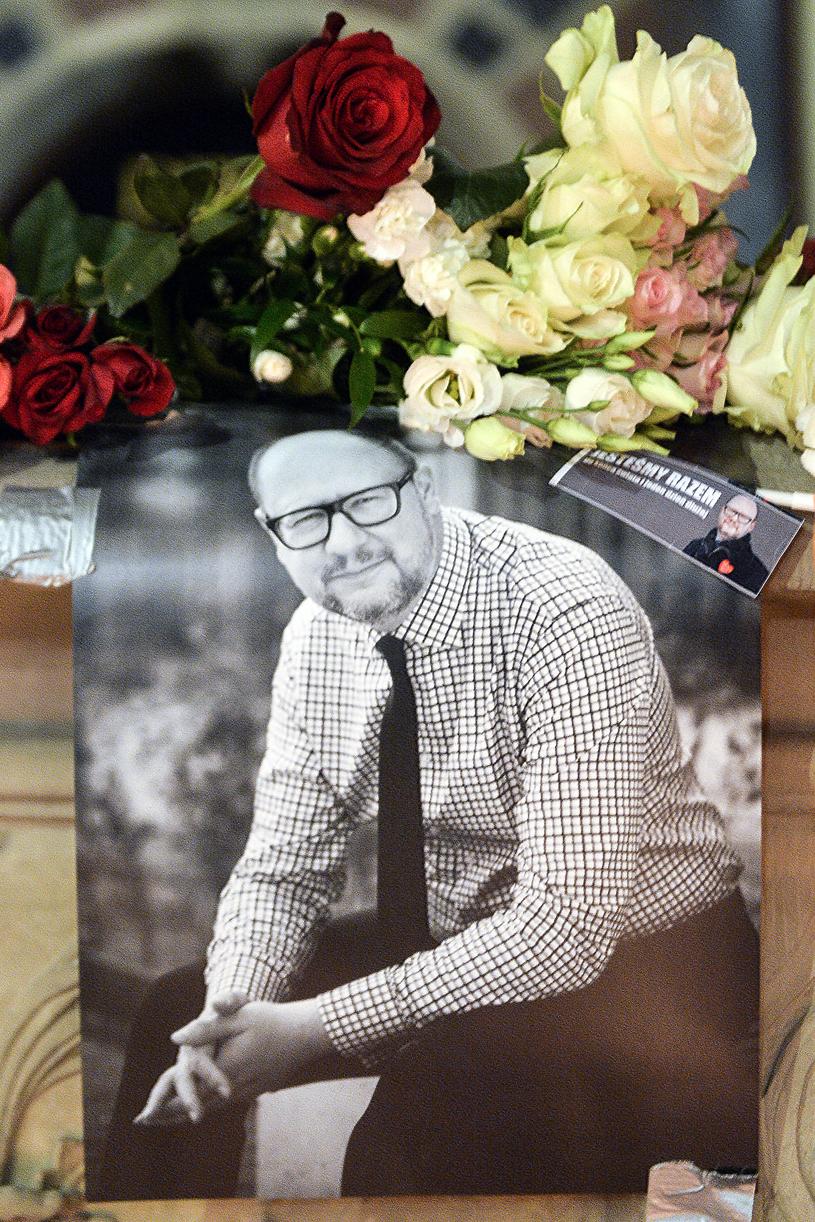 Śmierć Adamowicza to szok dla całego kraju! / Łukasz Dejnarowicz  /Agencja FORUM