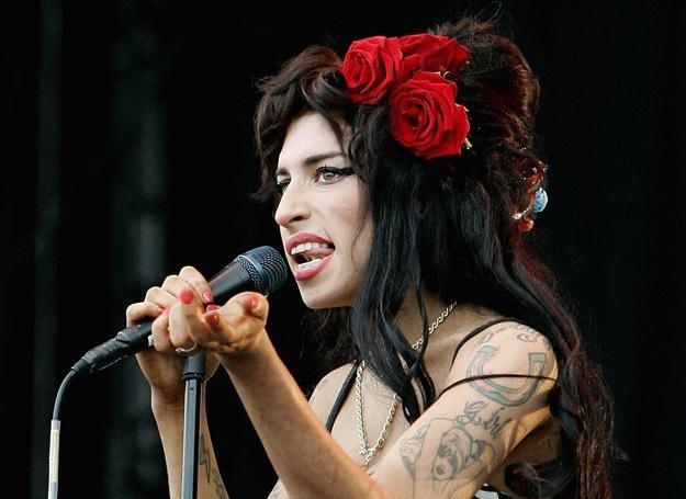 Śmierć Amy Winehouse dla wielu osób była szokiem - fot. Simone Joyner /Getty Images/Flash Press Media