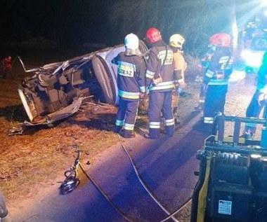 Śmierć dwojga nastolatków. Kierowca przestraszył się policji?