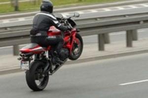 Śmierć jeździ motocyklem