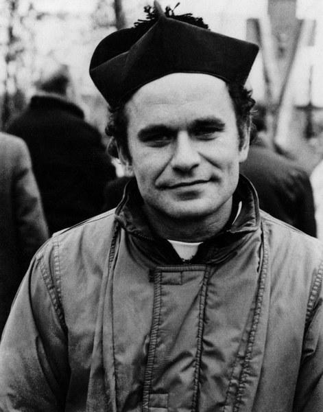 Ksiądz Stanisław Suchowolec