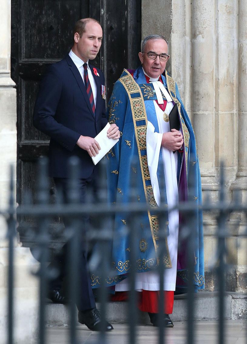 Śmierć księcia Filipa była ciosem dla Williama /WENN.com/agefotostock /East News
