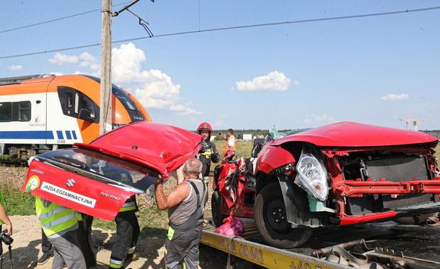 Śmierć kursantki na przejeździe w Szaflarach. Rusza proces egzaminatora