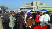 Śmierć największego bazaru w regionie