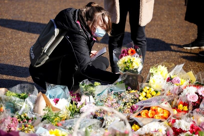 Śmierć Sary Everard wywołała w Wielkiej Brytanii ogólnokrajową debatę na temat bezpieczeństwa kobiet. /Tolga Akmen /AFP