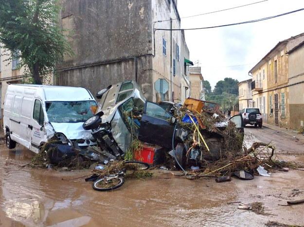 Śmierć w turystycznym raju. 8 osób zginęło w powodzi na Majorce
