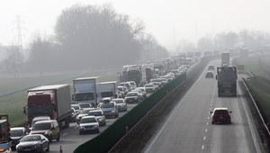 Śmiertelne potrącenie pieszego na A4