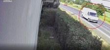 Śmiertelne potrącenie rowerzysty w Czekanowie. Policja publikuje nagranie