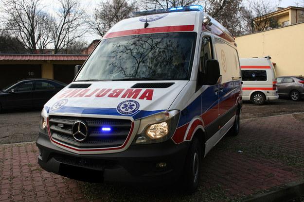 Śmiertelne potrącenie w Sułkowicach. Zdjęcie ilustracyjne /Marcin Czarnobilski /RMF FM