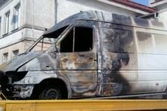Śmiertelnie potrącił kobietę, spalił auto