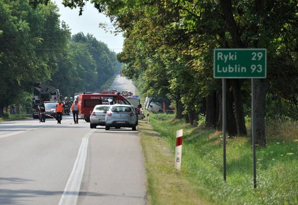 4 osoby zginęły, a ponad 40 zostało rannych.