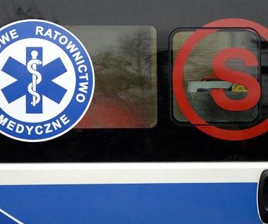 Śmiertelny wypadek na S7. Bus zderzył się z ciężarówkami