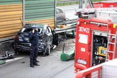Śmiertelny wypadek na S8