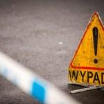 Śmiertelny wypadek w Dęblinie. Nie żyje 23-latek