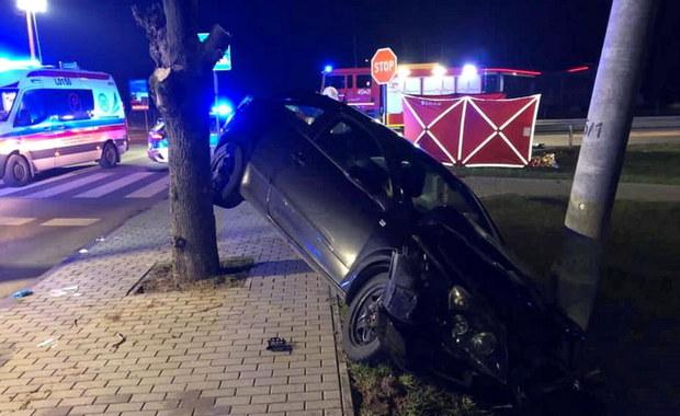 Śmiertelny wypadek w Kocku na Lubelszczyźnie