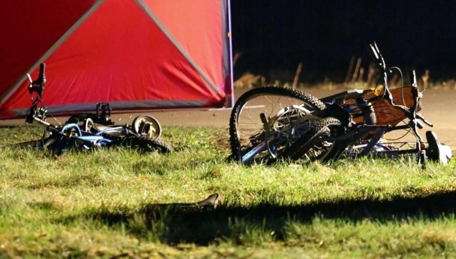 Śmiertelny wypadek w miejscowości Sitne /Policja