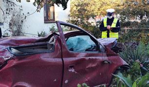 Śmiertelny wypadek w Podolinie