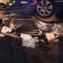 Śmiertelny wypadek w Pyrzycach. Kierowca wypadł z auta