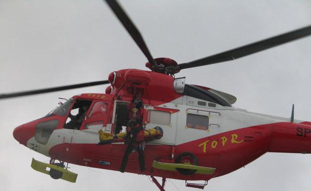 Śmiertelny wypadek w Tatrach w rejonie Świnickiej Przełęczy