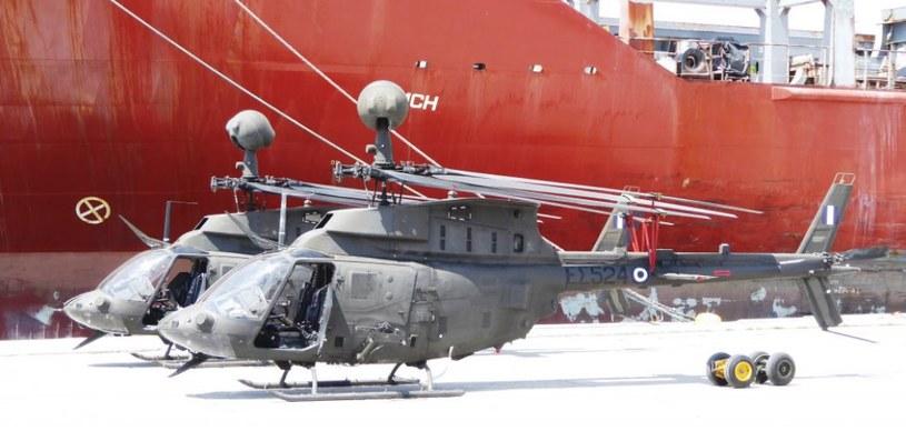 Śmigłowce trafią do 1. brygady lotnictwa wojsk lądowych (Elliniki Aeroporia Stratou, EAS) z bazy lotniczej Stefanovikio w Tesalii /US Army /domena publiczna