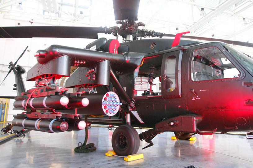 Śmigłowiec Black Hawk, zdj. ilustracyjne /East News