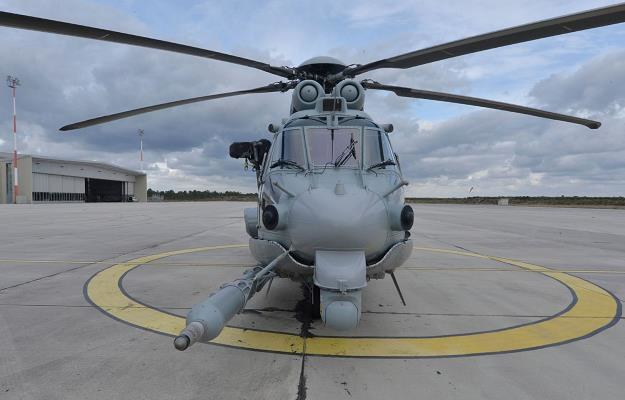 Śmigłowiec Caracal firmy Airbus Helicopters /AFP