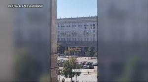 Śmigłowiec LPR lądował na placu Konstytucji. W Warszawie brakuje karetek