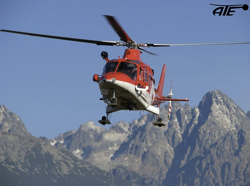 Śmigłowiec należał do Air Transport Europe, prywatnej firmy świadczącej usługi pogotowia lotniczego na Słowacji/foto. lzs.ate.sk /INTERIA.PL