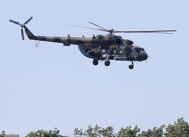 Śmigłowiec rozbił się na Słowacji/ Zdjęcie ilustracyjne /AFP /East News