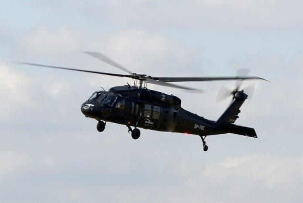 Śmigłowiec S-70i Black Hawk wyprodukowany w Polskich Zakładach Lotniczych w Mielcu (marzec 2016) /Darek Delmanowicz /PAP