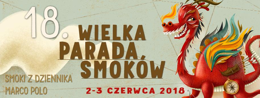 Smocza impreza startuje w Krakowie 2 czerwca / /Materiały prasowe