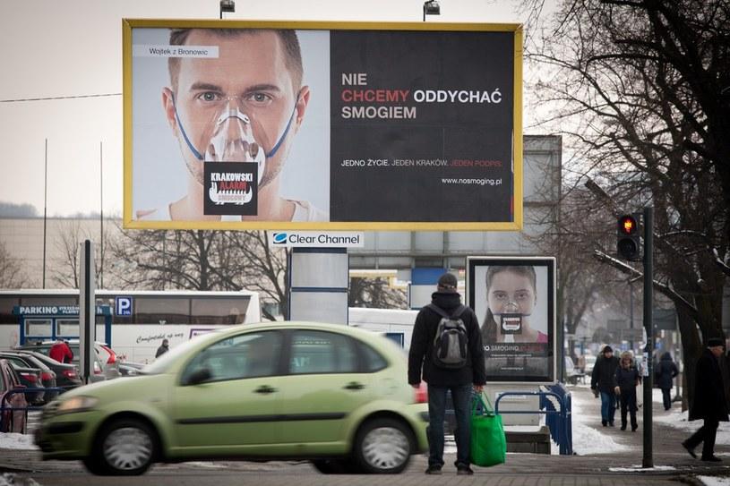 Smog to problem wielu polskich miast, zdj. ilustracyjne /Fot. Jan Graczyński /East News