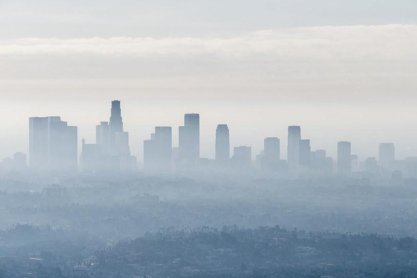 Smog to zmora tysięcy miast /123RF/PICSEL