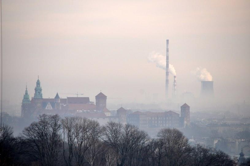 Smog w Krakowie; zdj. ilustracyjne /Albin Marciniak /East News