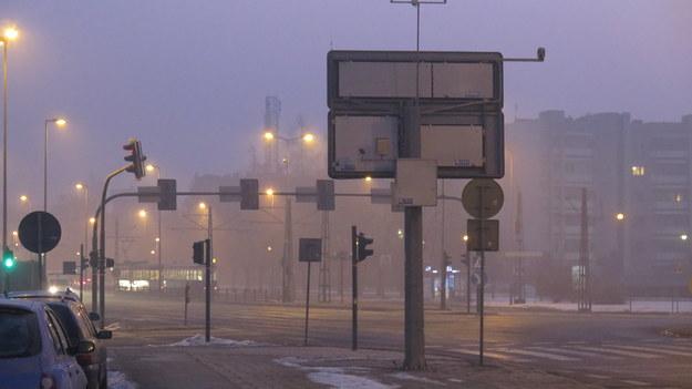Smog w Krakowie. Zdjęcie archiwalne /Paweł Pawłowski /RMF FM