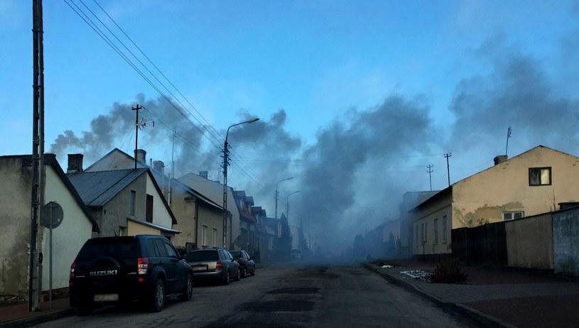 Smog w Małopolsce, zdjęcie ilustracyjne /Bogdan Sarwiński /East News