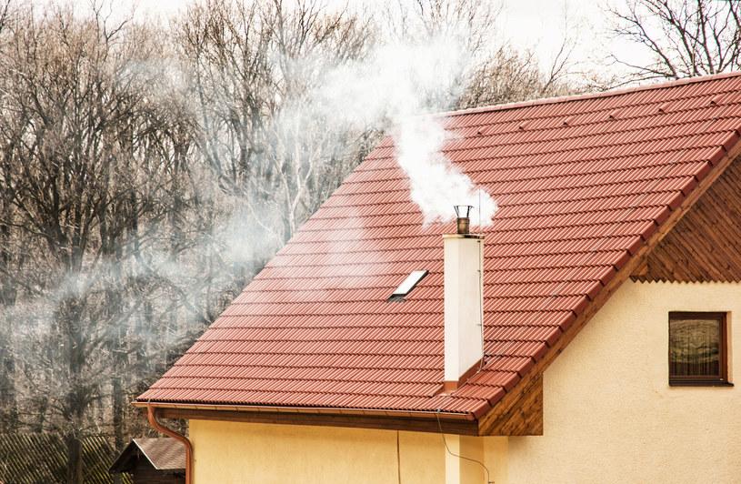 Smog w Polsce pochodzi przede wszystkim z domowych palenisk na paliwa stałe /123RF/PICSEL