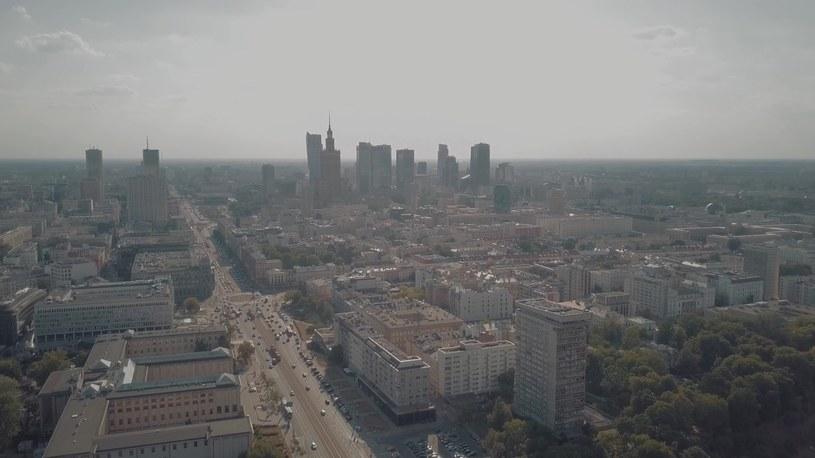 Smog w Warszawie /123RF/PICSEL