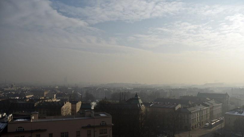 smog; zdj. ilustracyjne /123/RF PICSEL