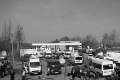 Smoleńskie lotnisko w dzień po tragedii - najnowsze zdjęcia z miejsca katastrofy