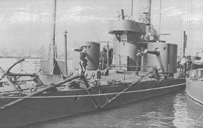 """SMS """"Bodrog"""" - okręt, który rozpoczął Wielką Wojnę. /Wikimedia Commons /materiały prasowe"""