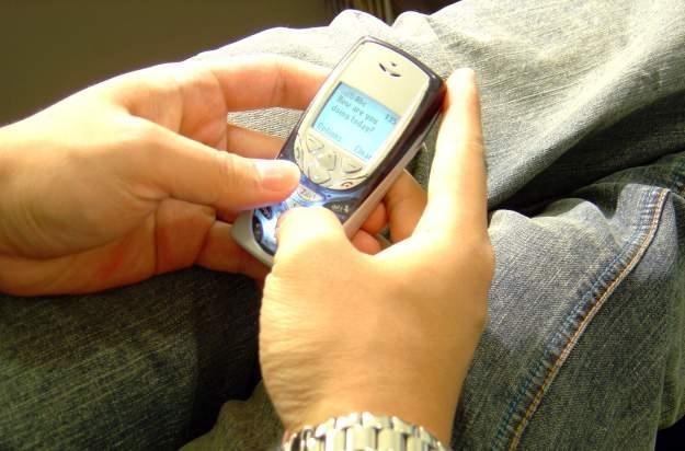SMS ma 19 lat - w 1992 nikt nie wróżył mu takiej popularności     Fot. Gary Tamin /stock.xchng