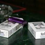 SMS zachęcający do rzucenia palenia