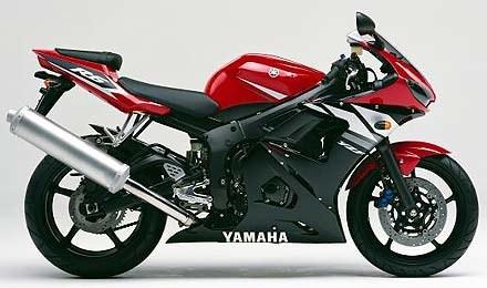 Smukła Yamaha YZF-R6 /INTERIA.PL