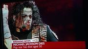 Smutek po śmierci Jacksona