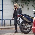 Smutna Kozidrak tankuje swoje BMW! Co z jej zdrowiem?