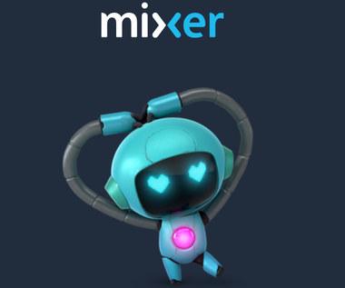 Smutny koniec Mixer