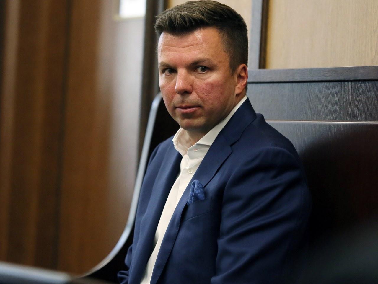 SN oddalił kasację wyroku dla Marka Falenty. Kara więzienia jest ostateczna