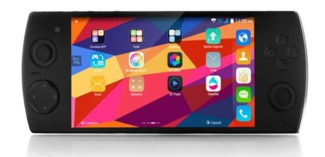 Snail Mobile W3D - telefon dla graczy /materiały prasowe