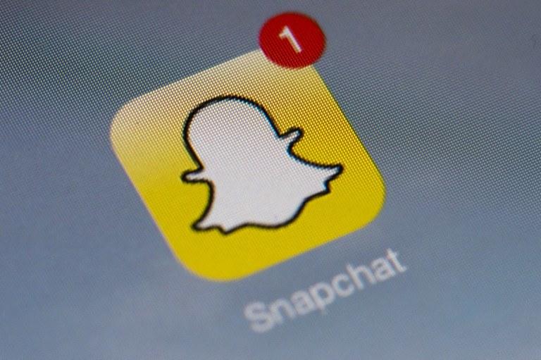 """""""Snap"""" to hit wśród ludzi młodych, ale aplikacja w wersji na Androida ma swoje techniczne problemy /AFP"""